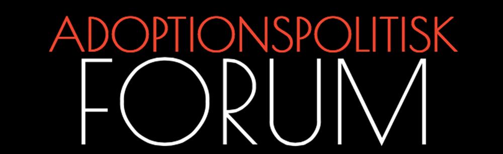 Adoptionspolitisk Forum